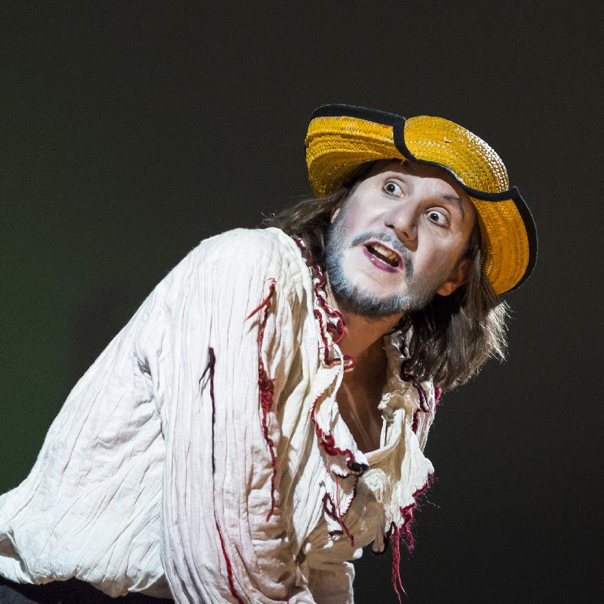 Don Chisciotte Stivalaccio Teatro